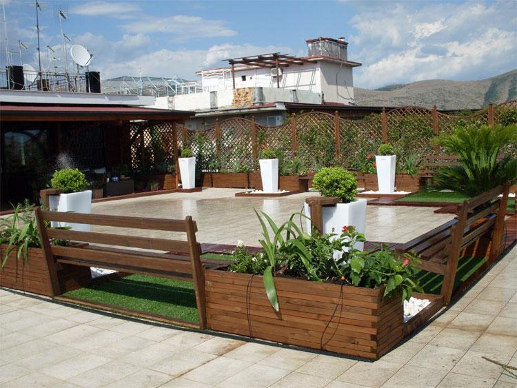 Arredo da esterno napoli ispirazione design casa for Arredamento esterno usato